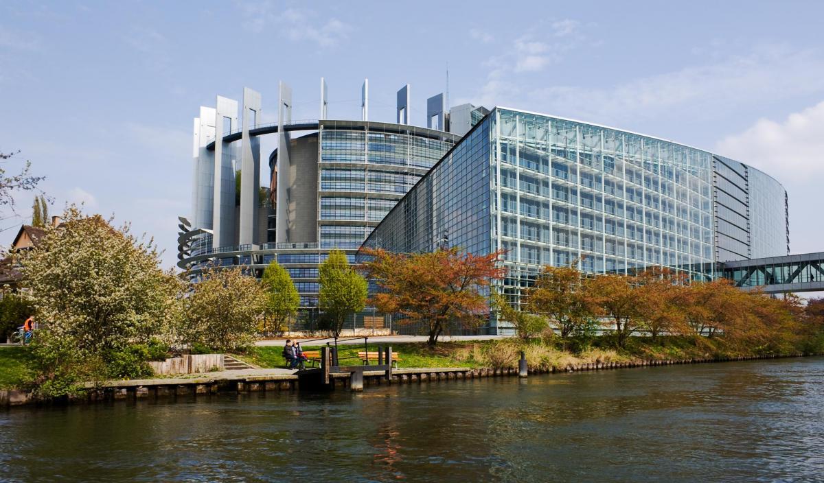 Visiter Bruxelles / Parlement-Européen